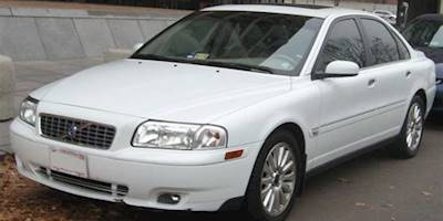 2004 Volvo S80 4 Door Sedan 2 5l Turbo Awd W Sunroof