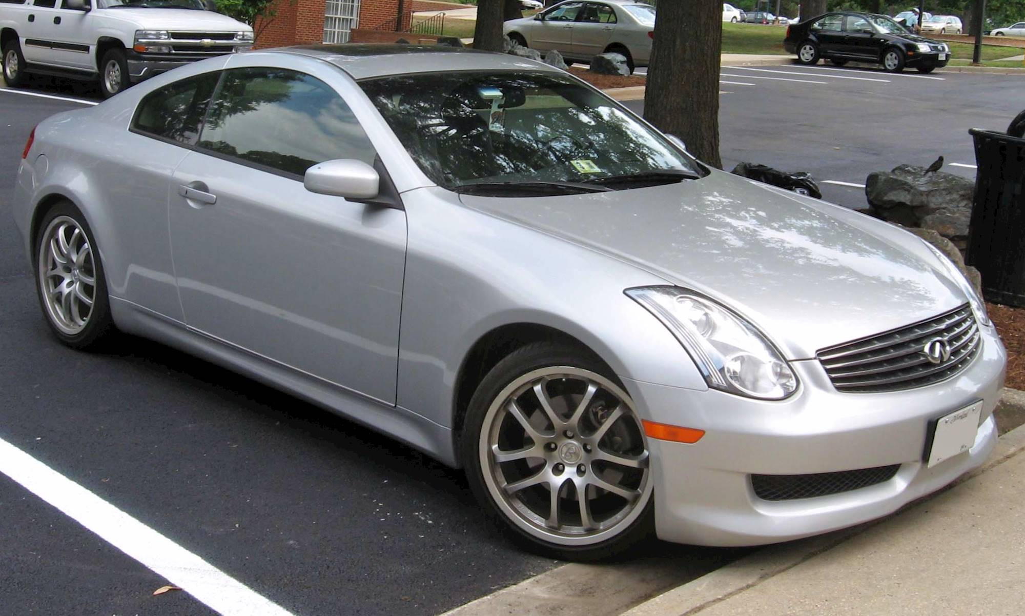 g35 manual coupe