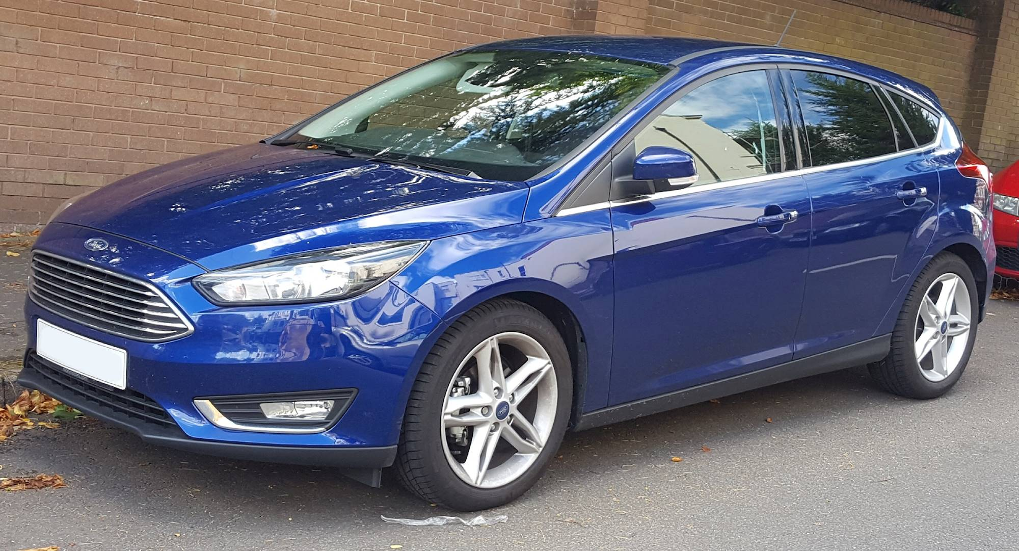 2017 Ford Focus S Sedan 2 0l Ffv Manual