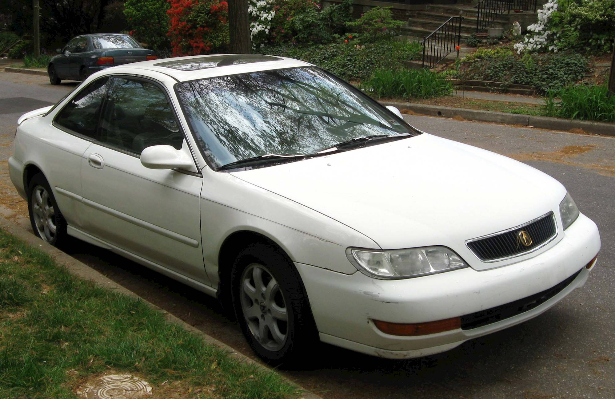 1998 Acura Cl 2 Door Coupe 2 3l Automatic Base