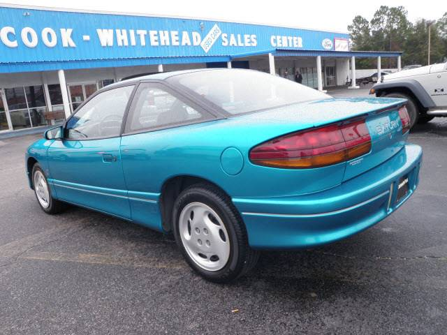 1996 Saturn S-series Sl