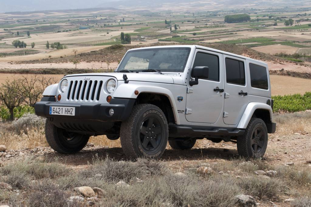 2015 Jeep Wrangler Unlimited 4wd 4