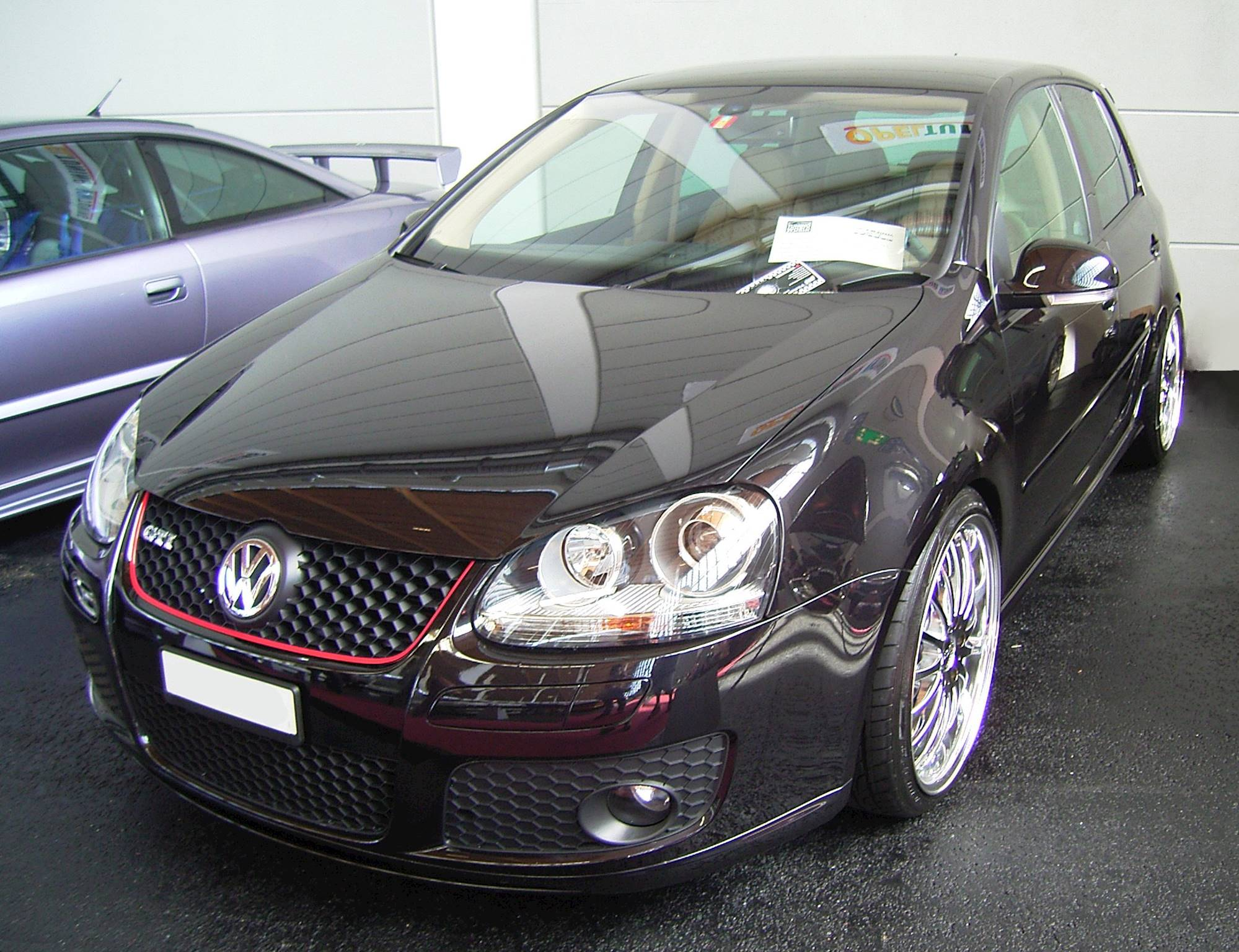 2006 volkswagen golf gti 1 8t 2dr hatchback 1 8l turbo. Black Bedroom Furniture Sets. Home Design Ideas