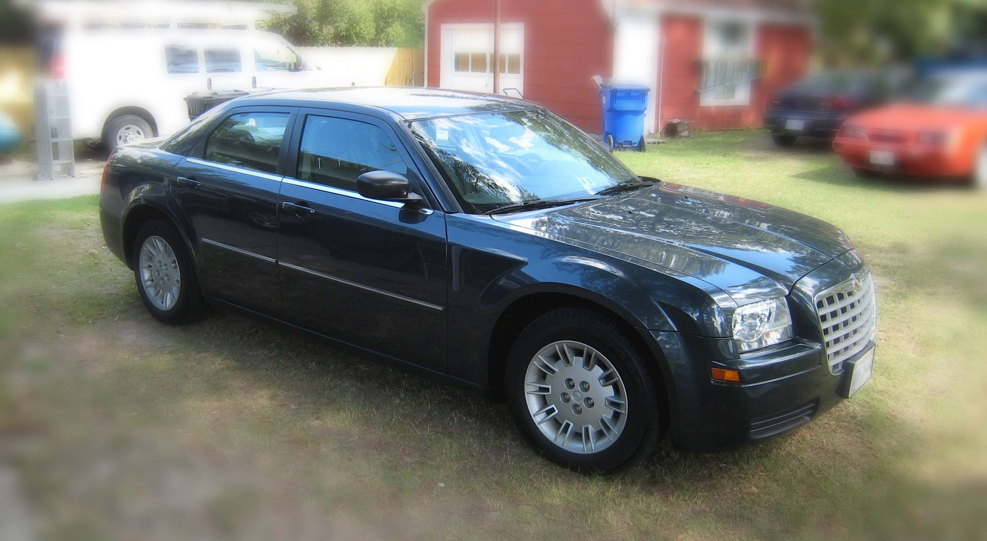 2007 chrysler 300 touring 4dr all wheel drive sedan 5 spd. Black Bedroom Furniture Sets. Home Design Ideas