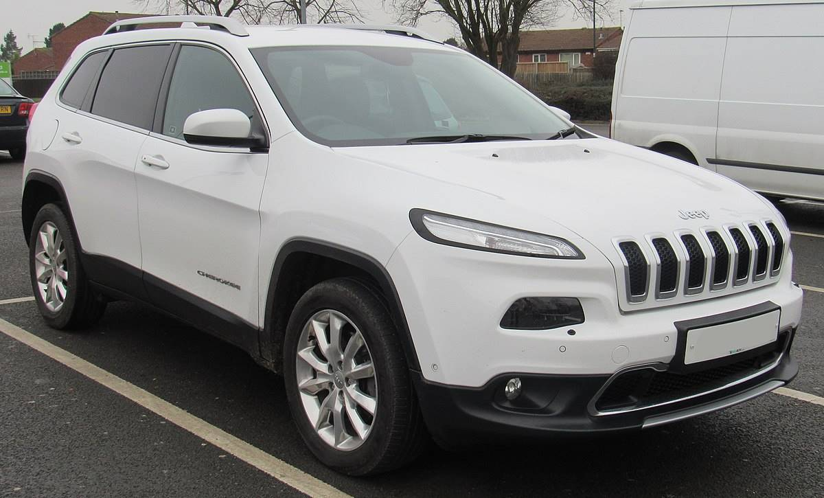 2016 Jeep Cherokee 4WD 4-Door 75th Anniversary