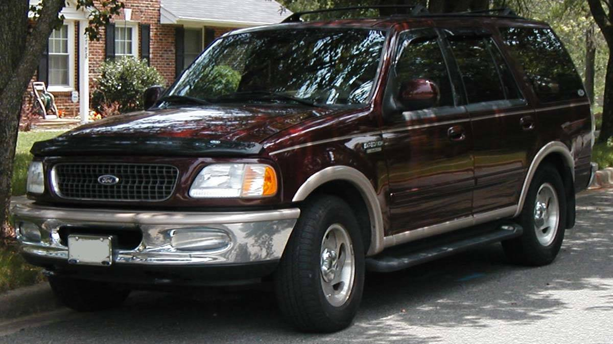 2001 Ford Expedition Eddie Bauer >> 2001 Ford Expedition XLT - 4dr SUV 4.6L V8 auto