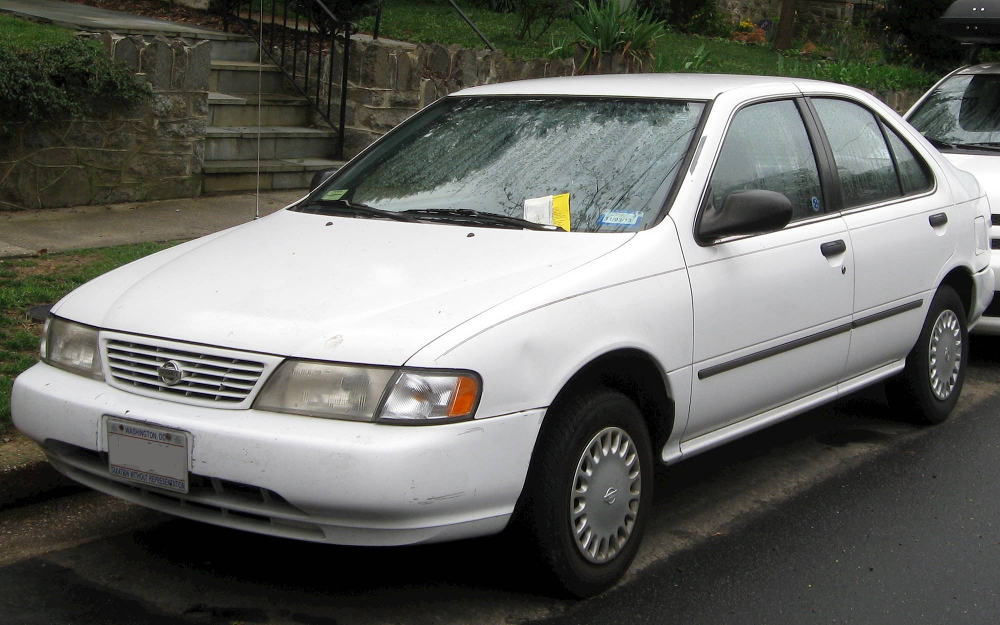 1997 Nissan Sentra Xe Sedan 1 6l Manual Rh Carspecs Us 97 Nissan Sentra  Manual Transmission