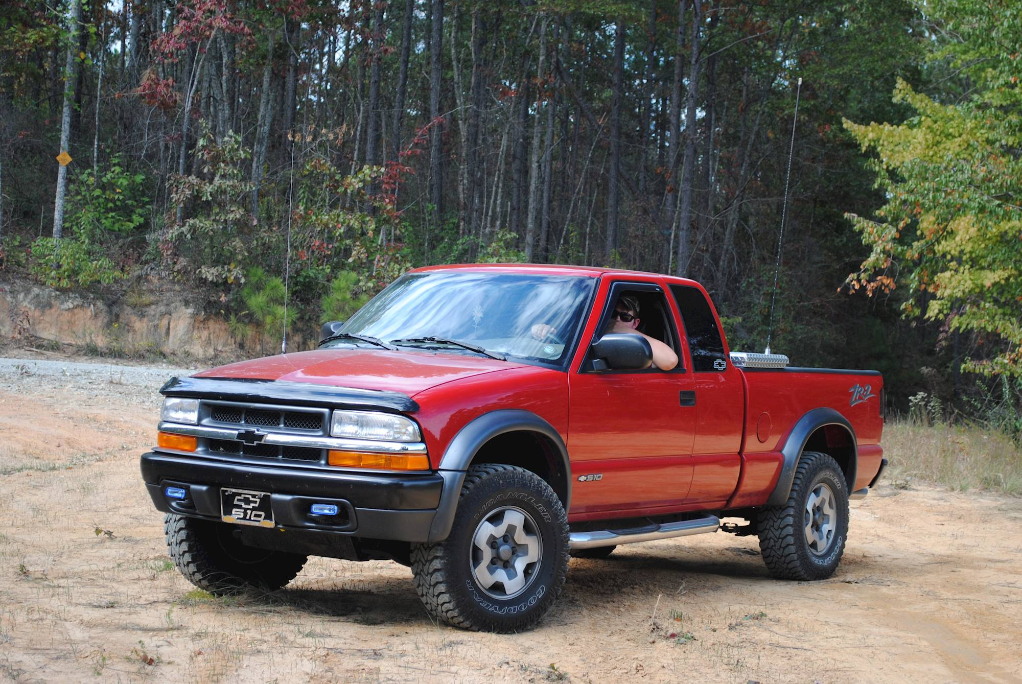 2004 Gmc Sonoma Sls Crew Cab Pickup 4 3l V6 4x4 Auto 4 6 Ft Bed