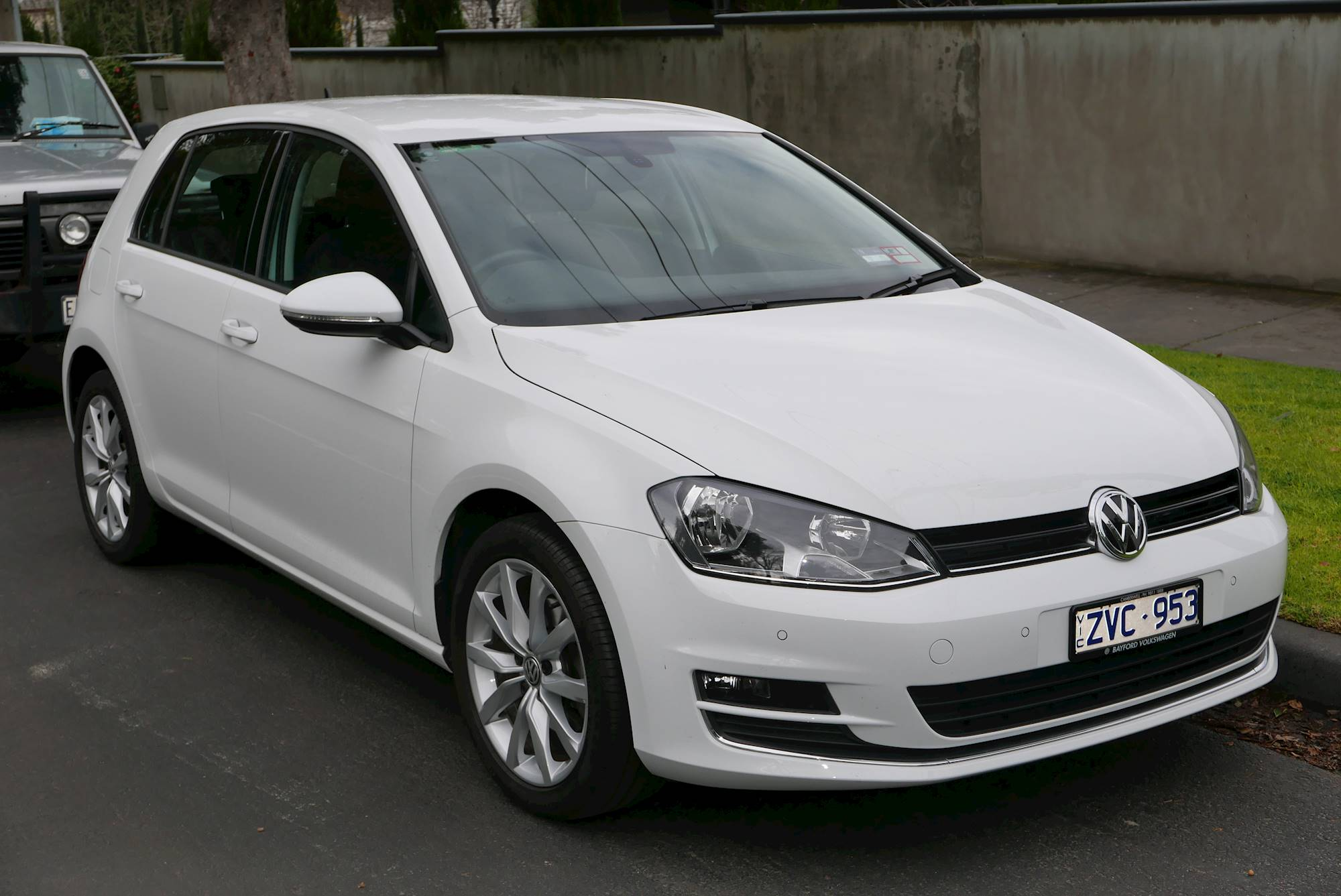 2013 Volkswagen Golf ...