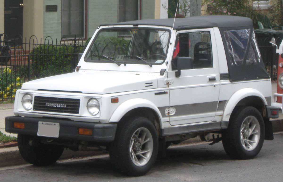 D D E C A C A Fae on Double Wishbone Suspension Geo Tracker
