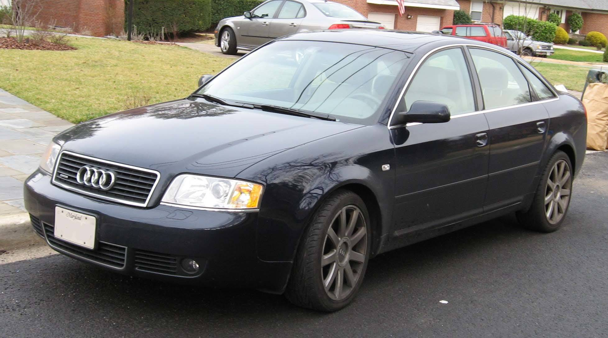 2004 Audi A6 Quattro 27 Twin Turbo 0 60