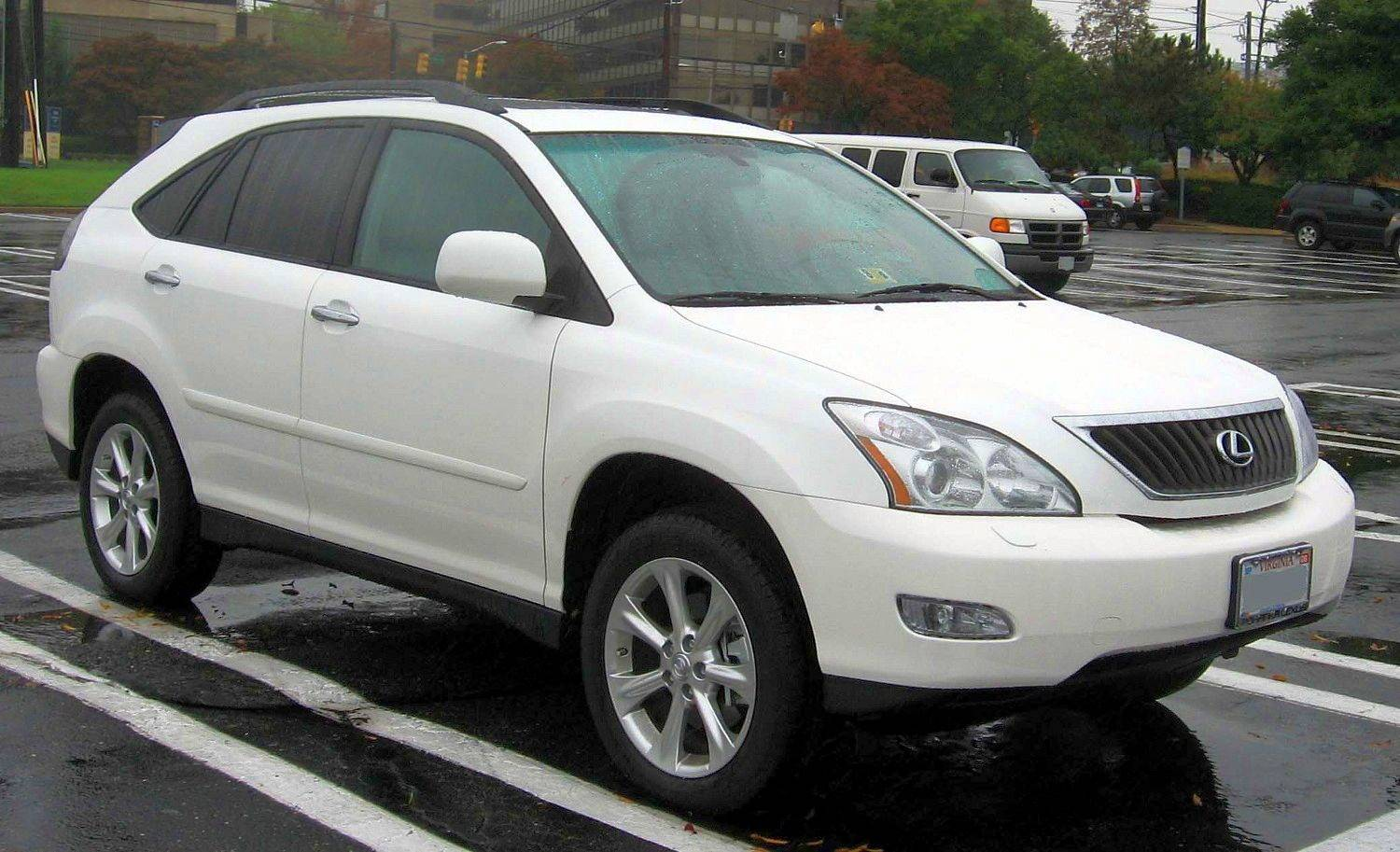 2008 lexus rx 350 base 4dr front wheel drive 5 spd auto w od. Black Bedroom Furniture Sets. Home Design Ideas
