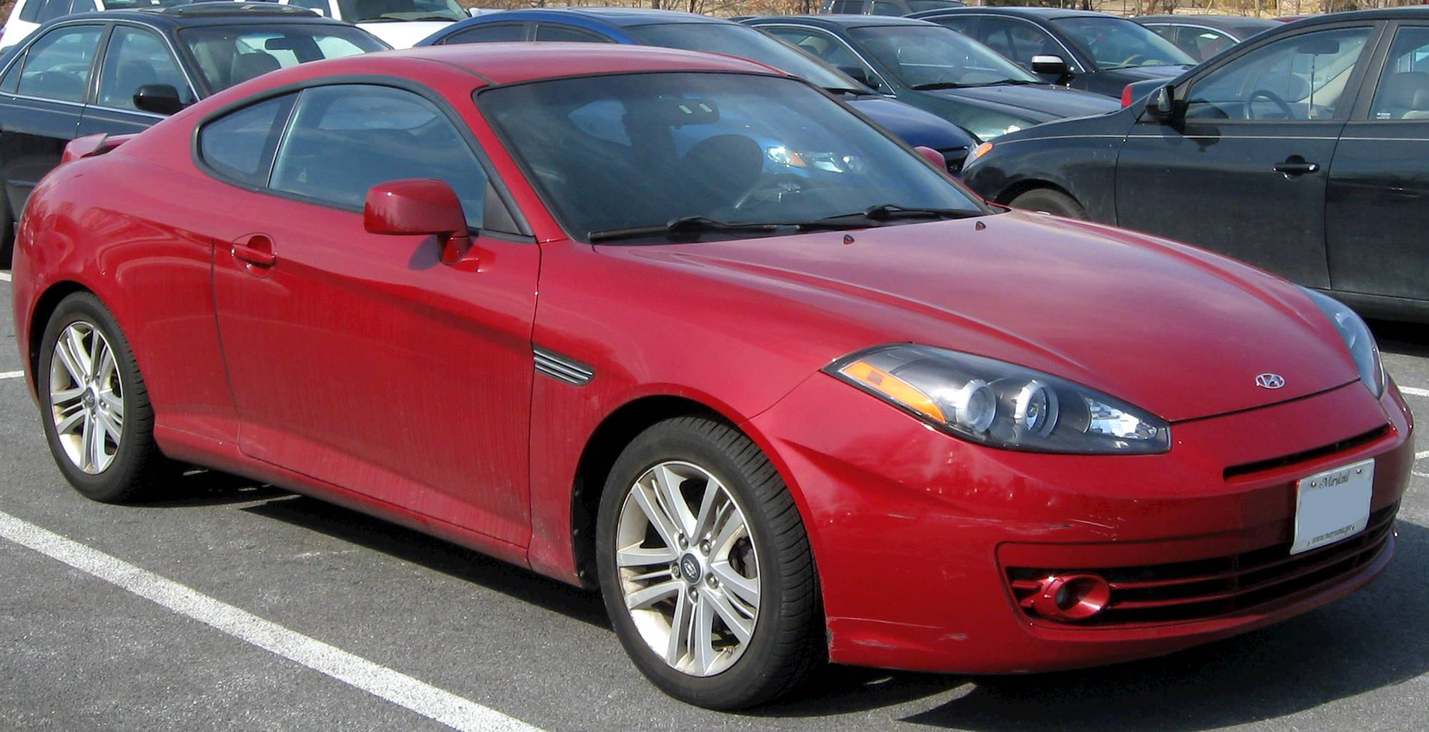 2006 hyundai tiburon gs 2dr hatchback 2 0l manual. Black Bedroom Furniture Sets. Home Design Ideas