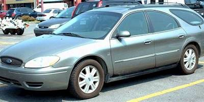 2005 Ford Taurus Sho Sedan 3 0l V6 Manual
