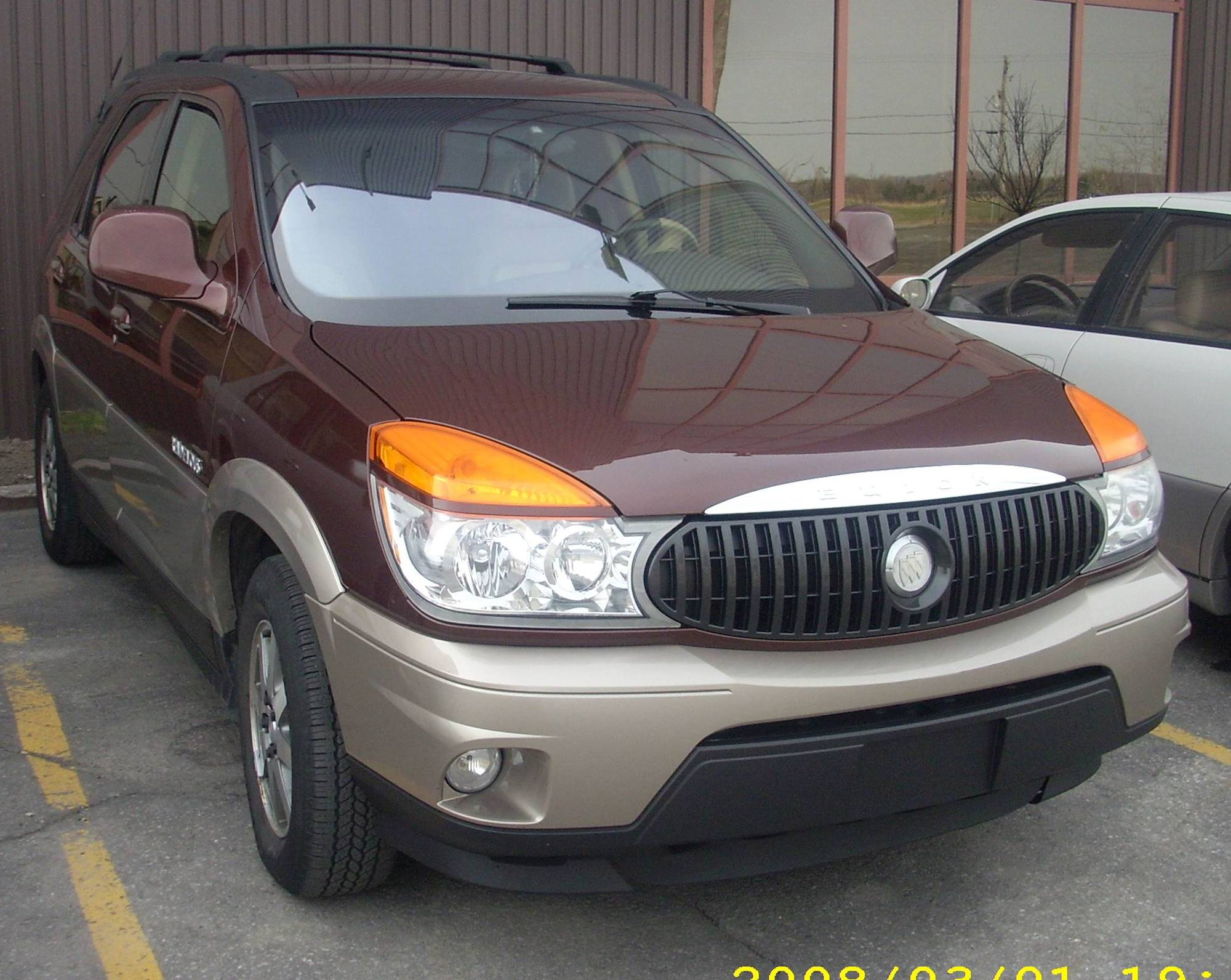 2002 buick rendezvous cx 4dr suv 3 4l v6 auto. Black Bedroom Furniture Sets. Home Design Ideas