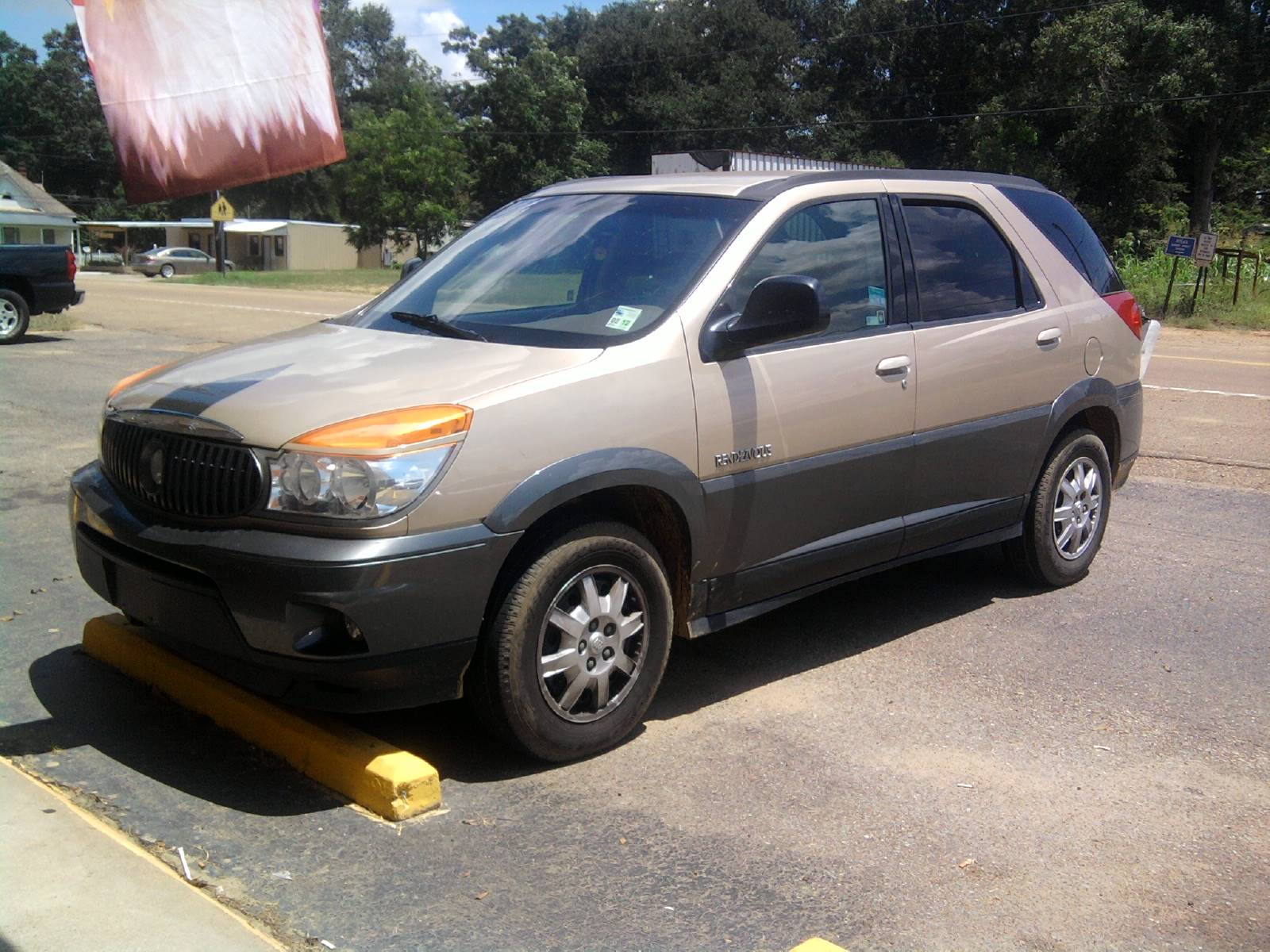 2004 buick rendezvous cxl all wheel drive 4 spd auto w od - Buick rendezvous interior dimensions ...