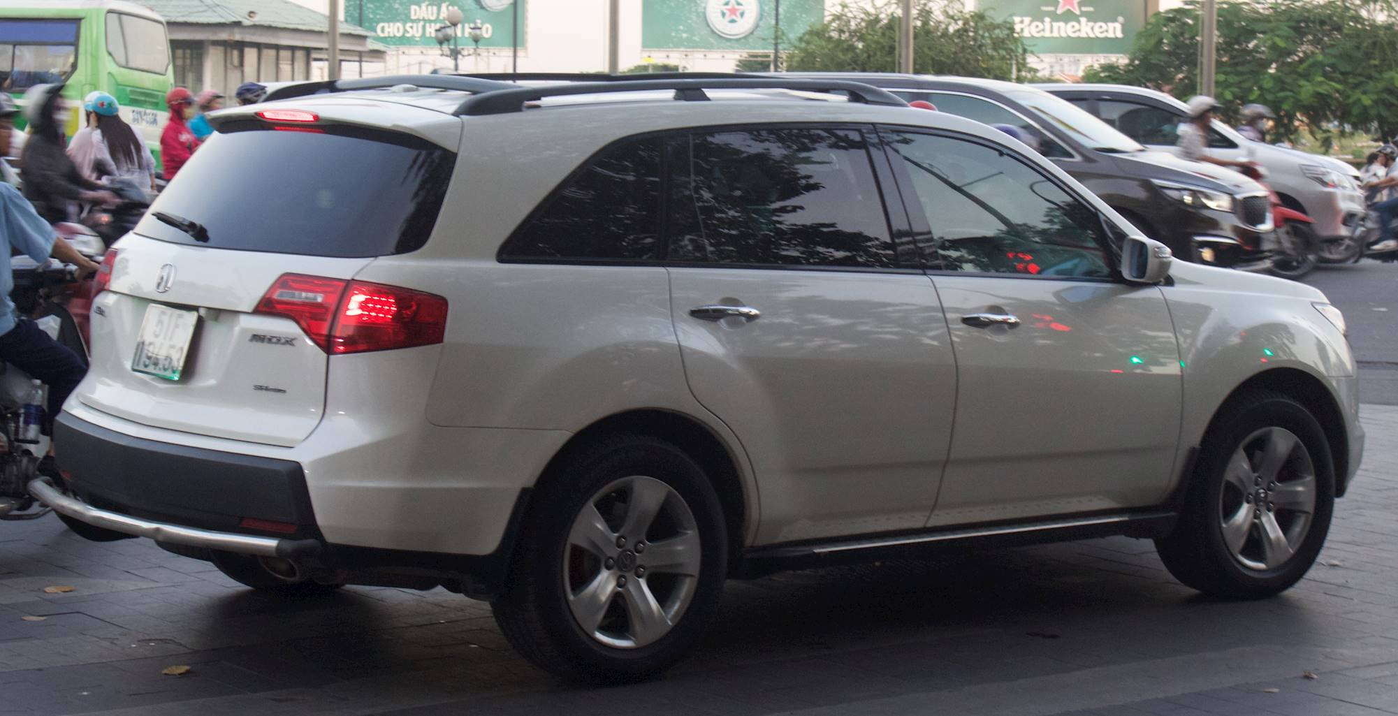 2010 Acura Mdx Advance Package 4dr Suv 3 7l V6 Awd Auto