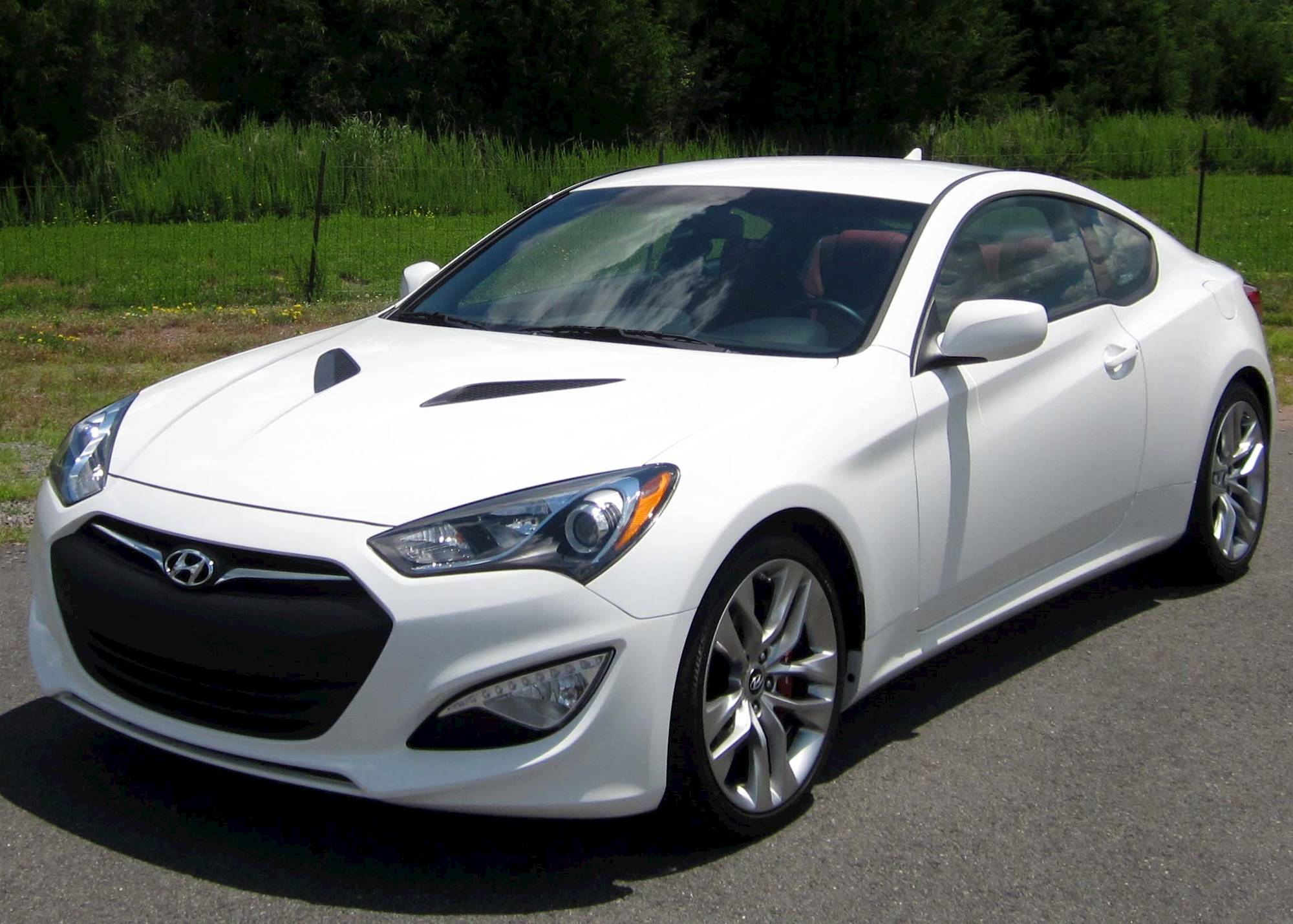 2015 Hyundai Genesis Coupe 3 8 Coupe V6 Manual