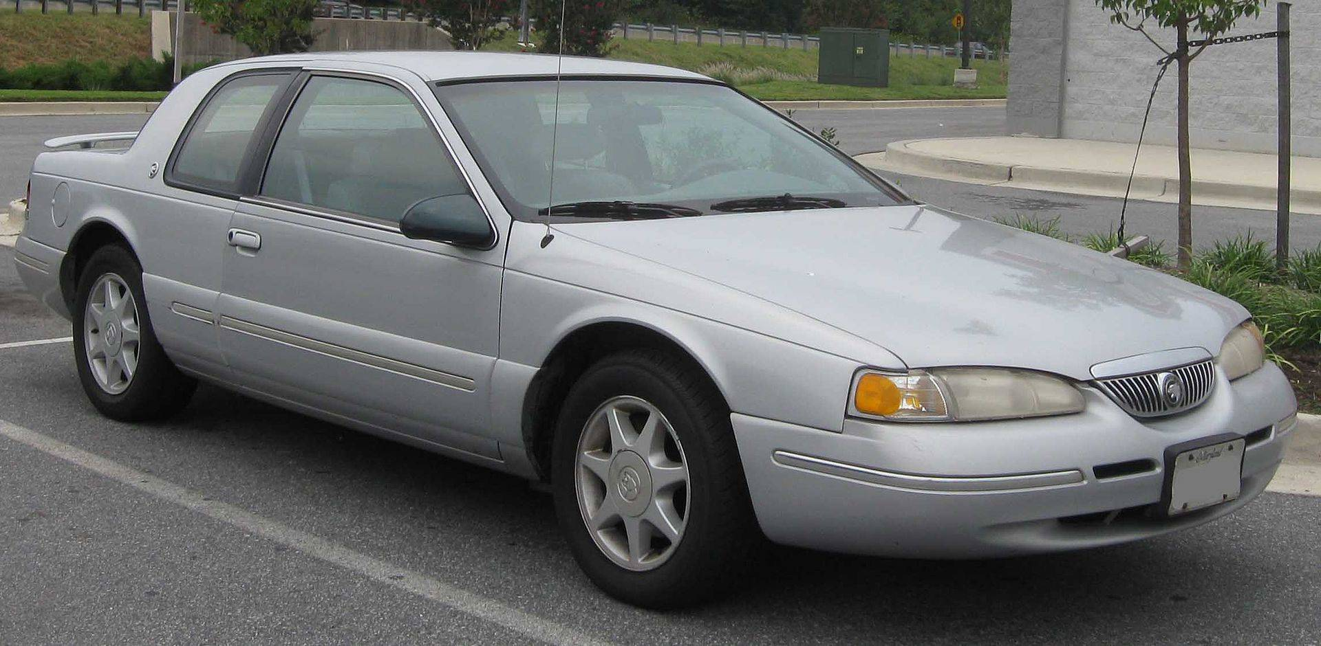 94 mercury cougar repair manual