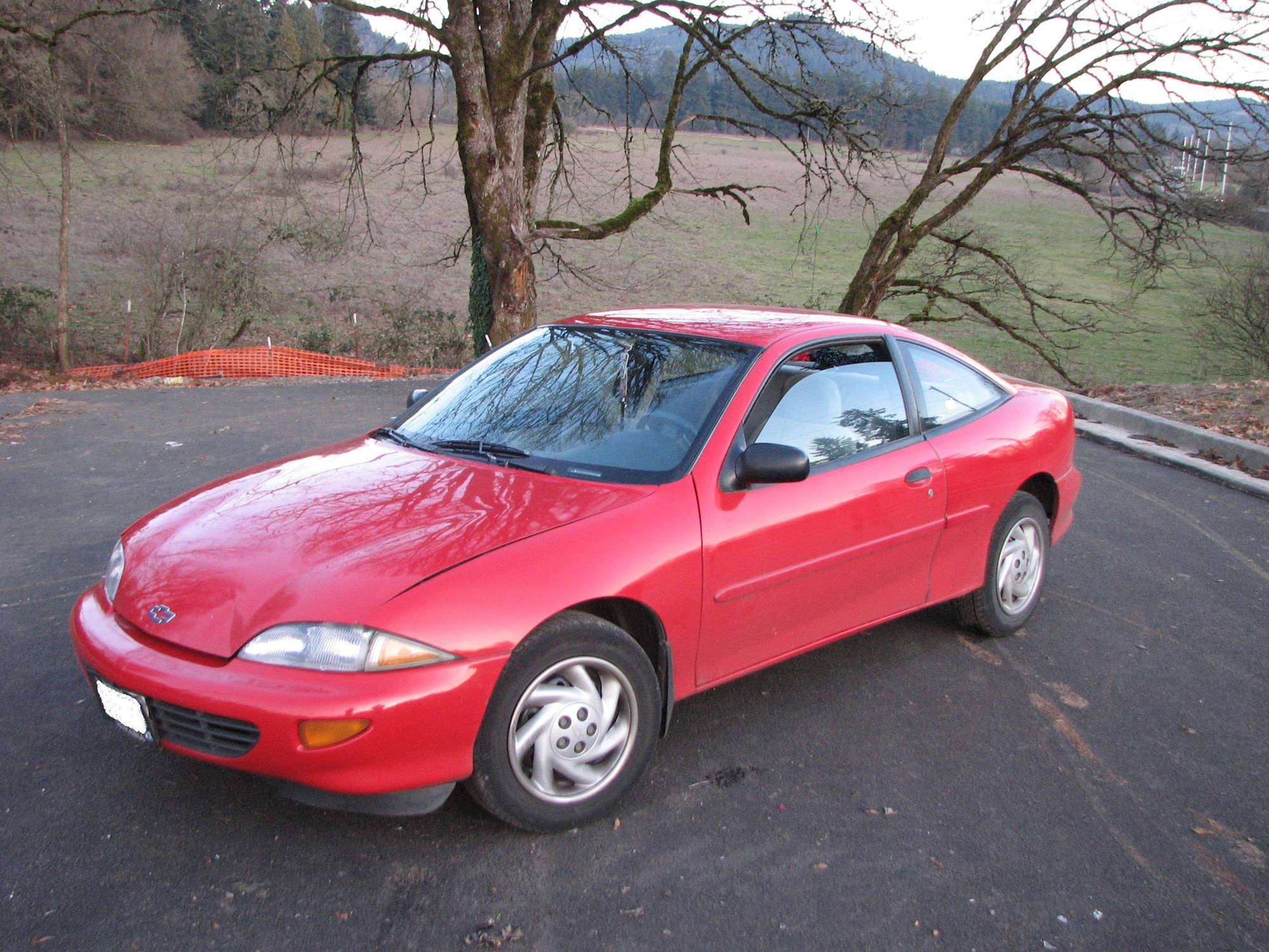 1998 Chevrolet Cavalier Rs Coupe 2 2l Manual