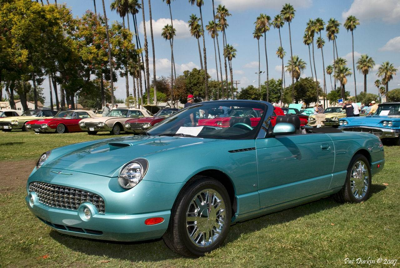 2004 Ford Thunderbird Deluxe - Convertible 3.9L V8 auto