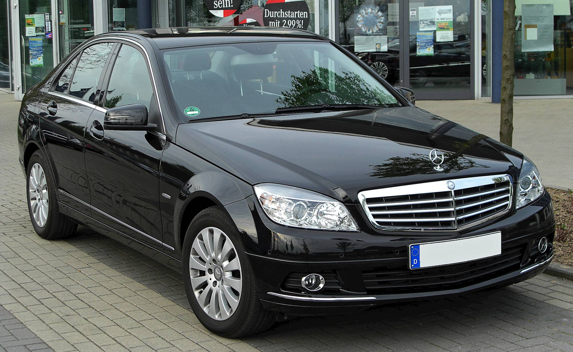 2007 Mercedes-Benz C280 Luxury 4dr All-wheel Drive 4MATIC ...
