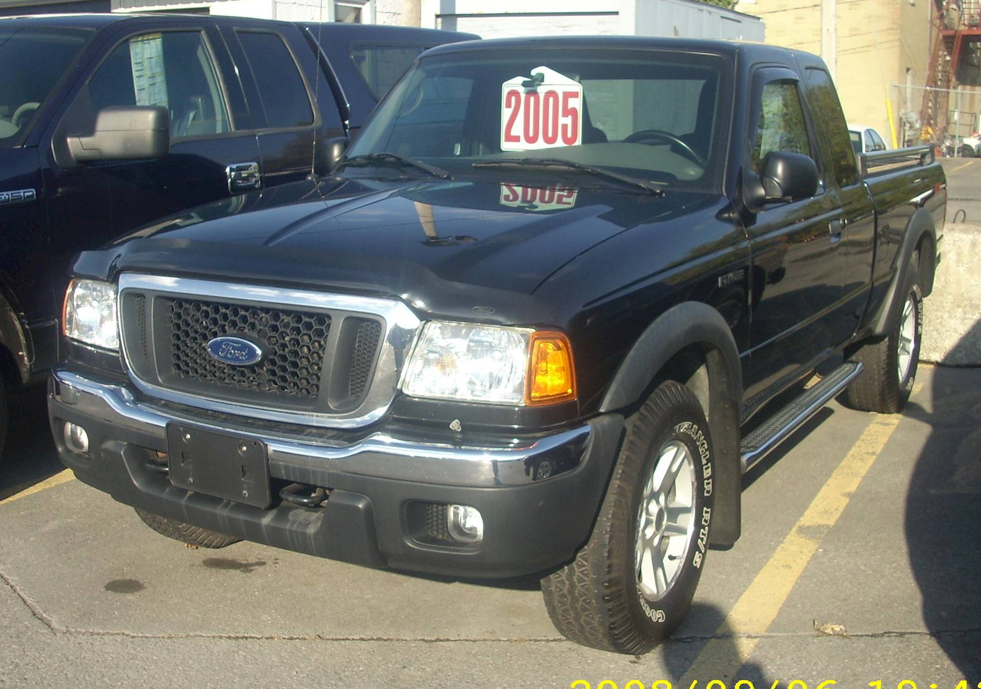 2005 ford ranger stx extended cab pickup 3 0l v6 manual. Black Bedroom Furniture Sets. Home Design Ideas