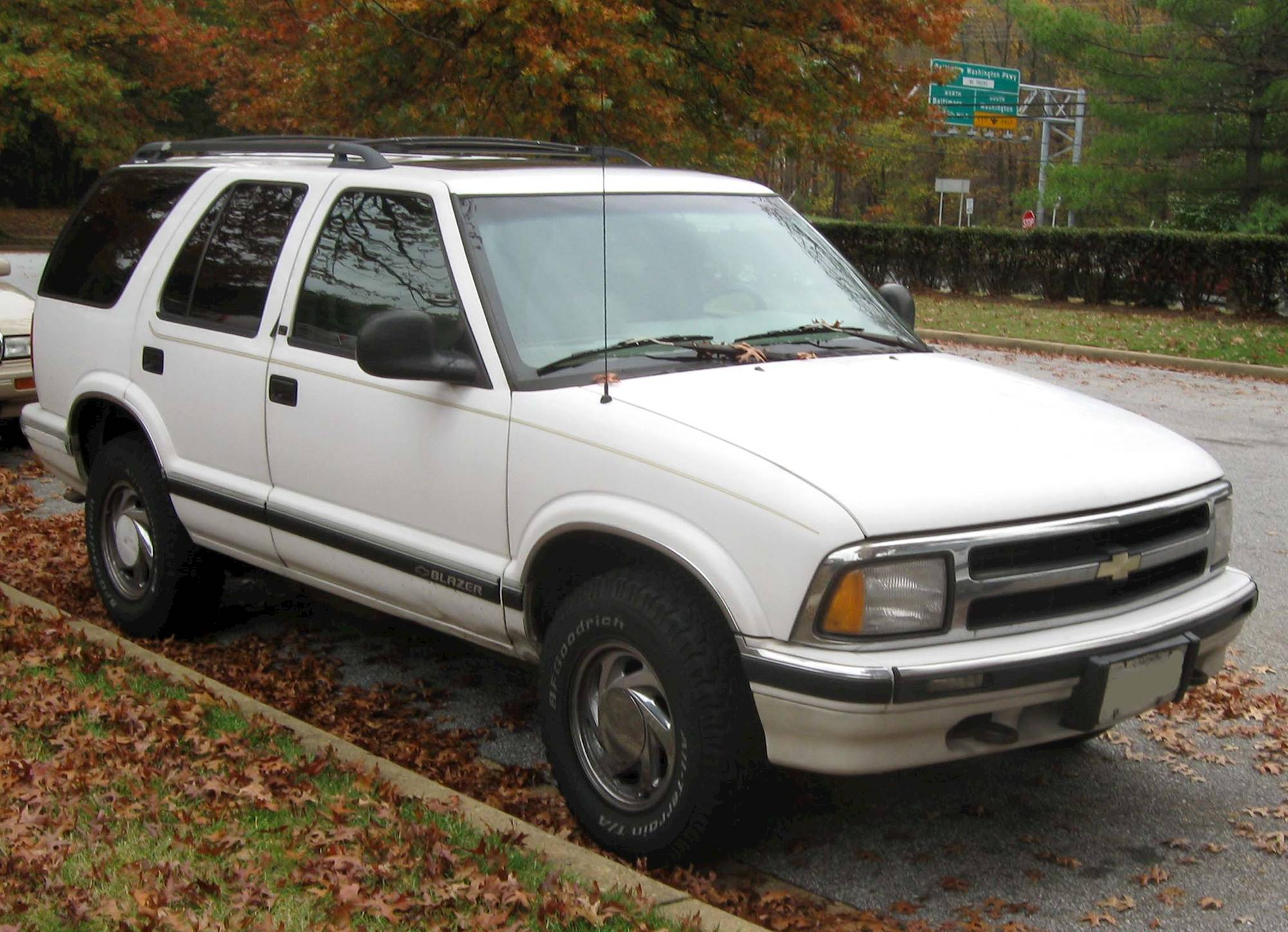 1993 Gmc Jimmy Slt 4dr Suv 4 3l V6 4x4 Manual