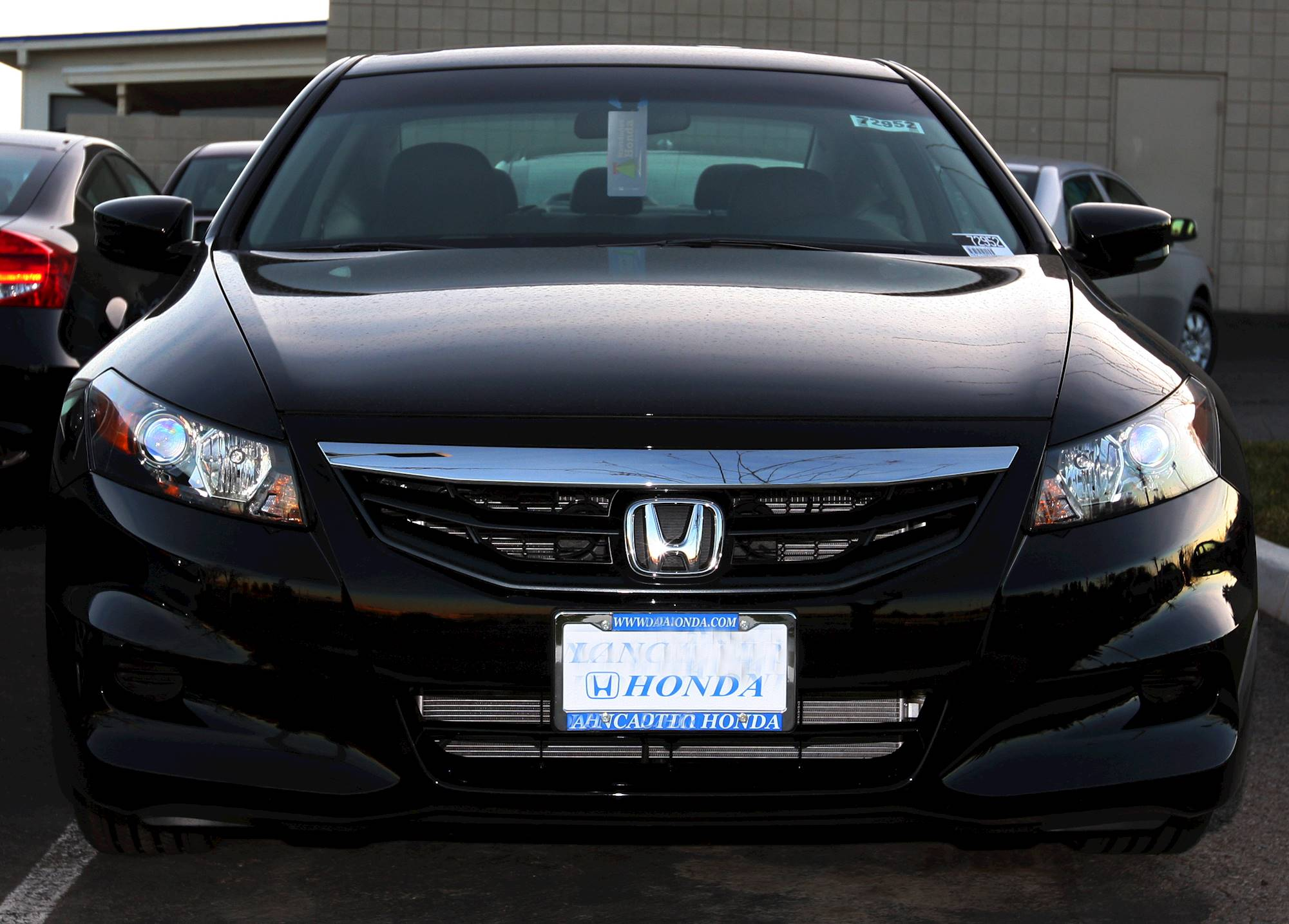 2011 Honda Accord 2 4 Ex 4dr Sedan W Manual 5 Spd Manual W Od