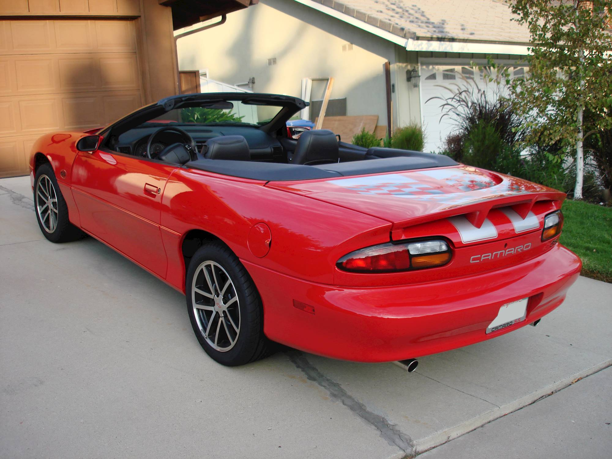2001 chevrolet camaro base convertible 3 8l v6 manual 2001 chevrolet camaro base