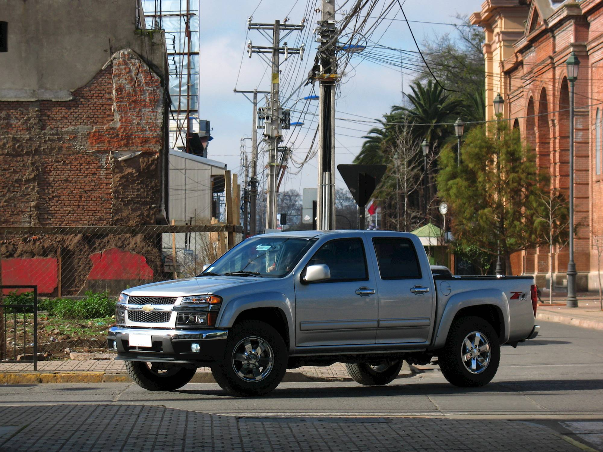 Image Result For  Chevrolet Colorado Extended Cab Ltl