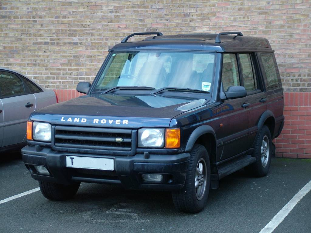 1999 Land Rover Discovery Series Ii 4dr Suv 4 0l V8 Awd Auto