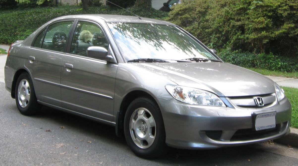 05 Honda Civic Hybrid