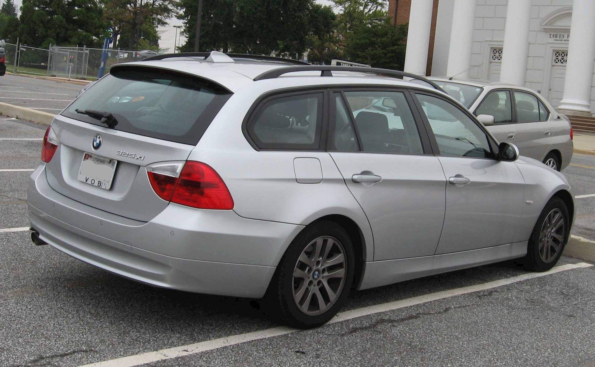 2006 Bmw 325 Xit 4dr All Wheel Drive Sport Wagon 6 Spd