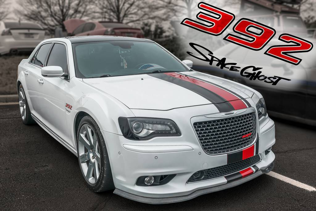 2015 Chrysler 300 4-Door Sedan 300C AWD