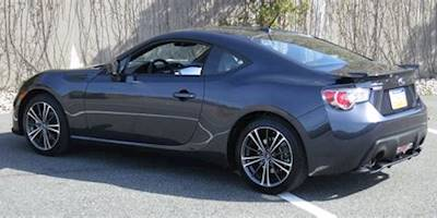 Subaru BRZ Dark Grey