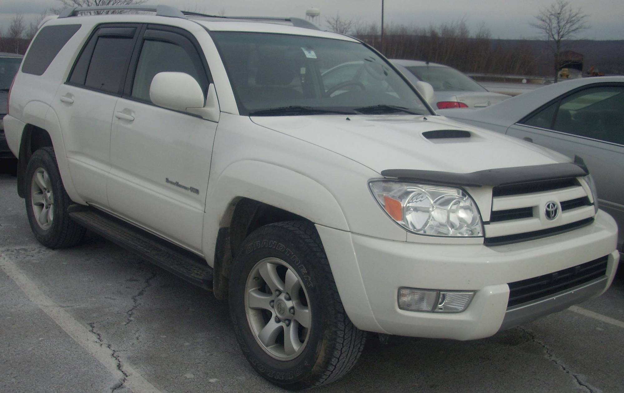 2005 toyota 4runner sport edition 4dr suv 4 7l v8 auto. Black Bedroom Furniture Sets. Home Design Ideas