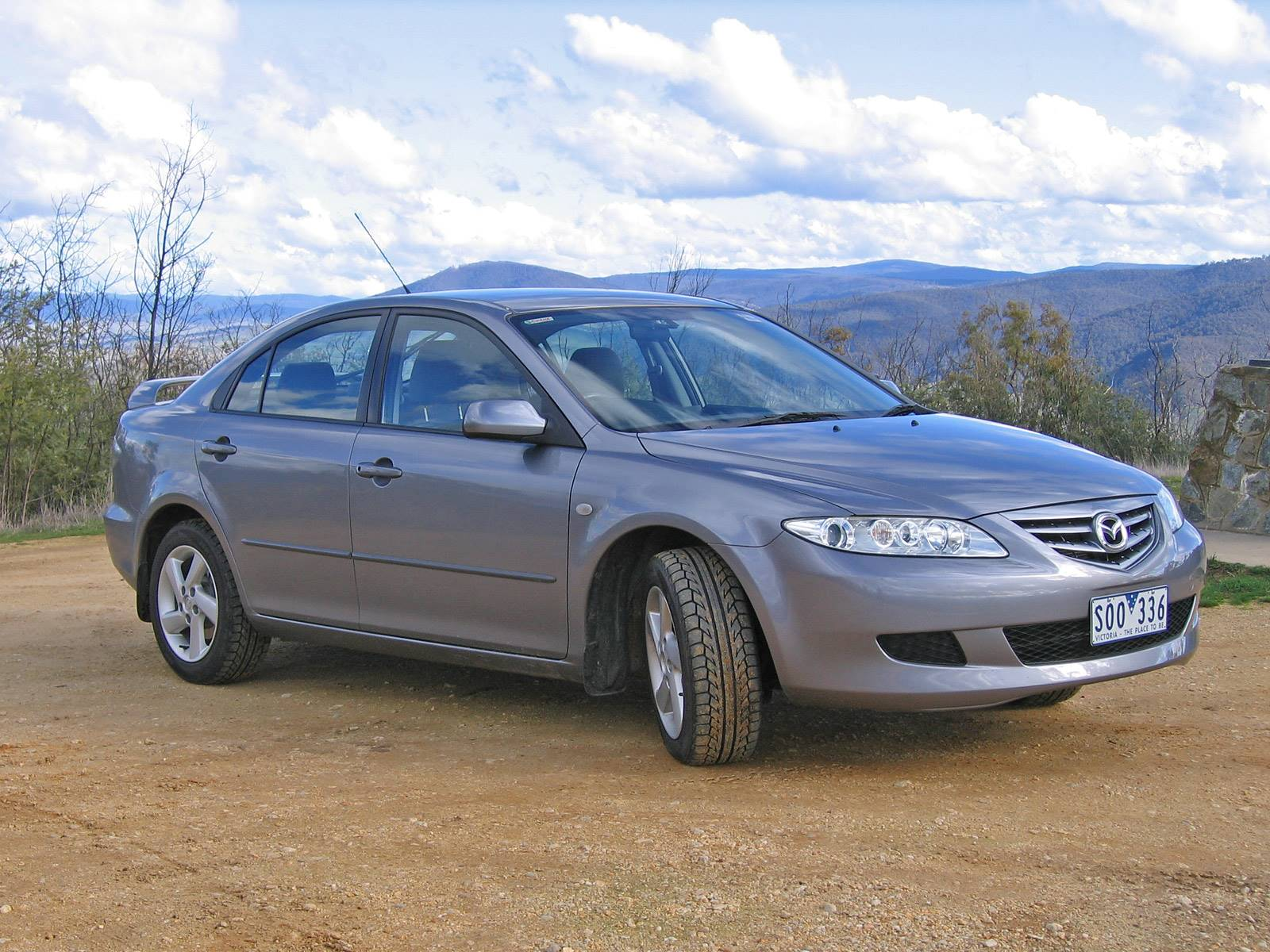 Captivating ... 2003 Mazda 6. Starting From $2,424 22 City / 29 Highway Mpg