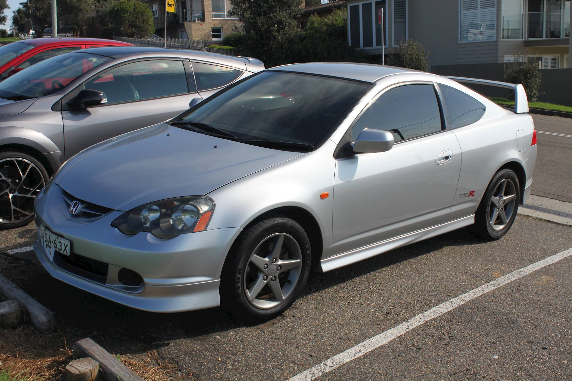 2004 Acura RSX 3 Door Sport Coupe Automatic