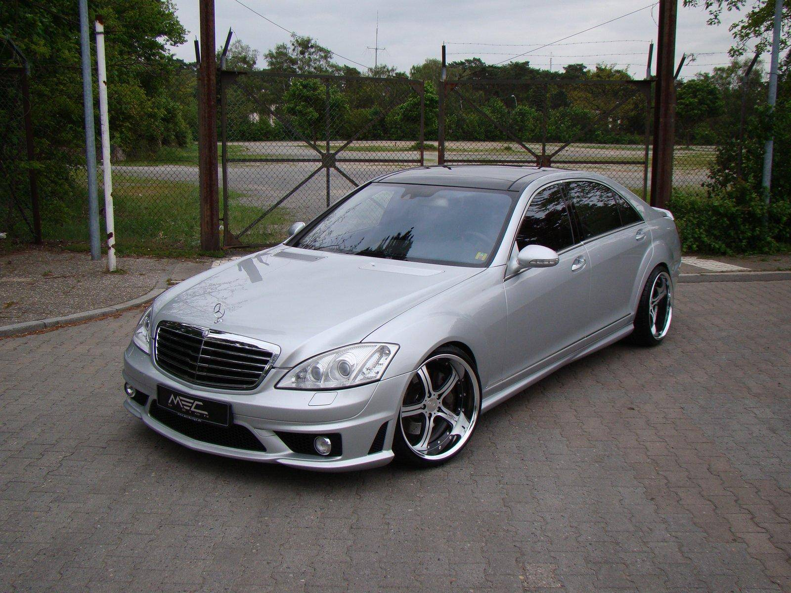 2008 Mercedes Benz S65 AMG Base 4dr Sedan 5 spd SPEEDSHIFT w OD