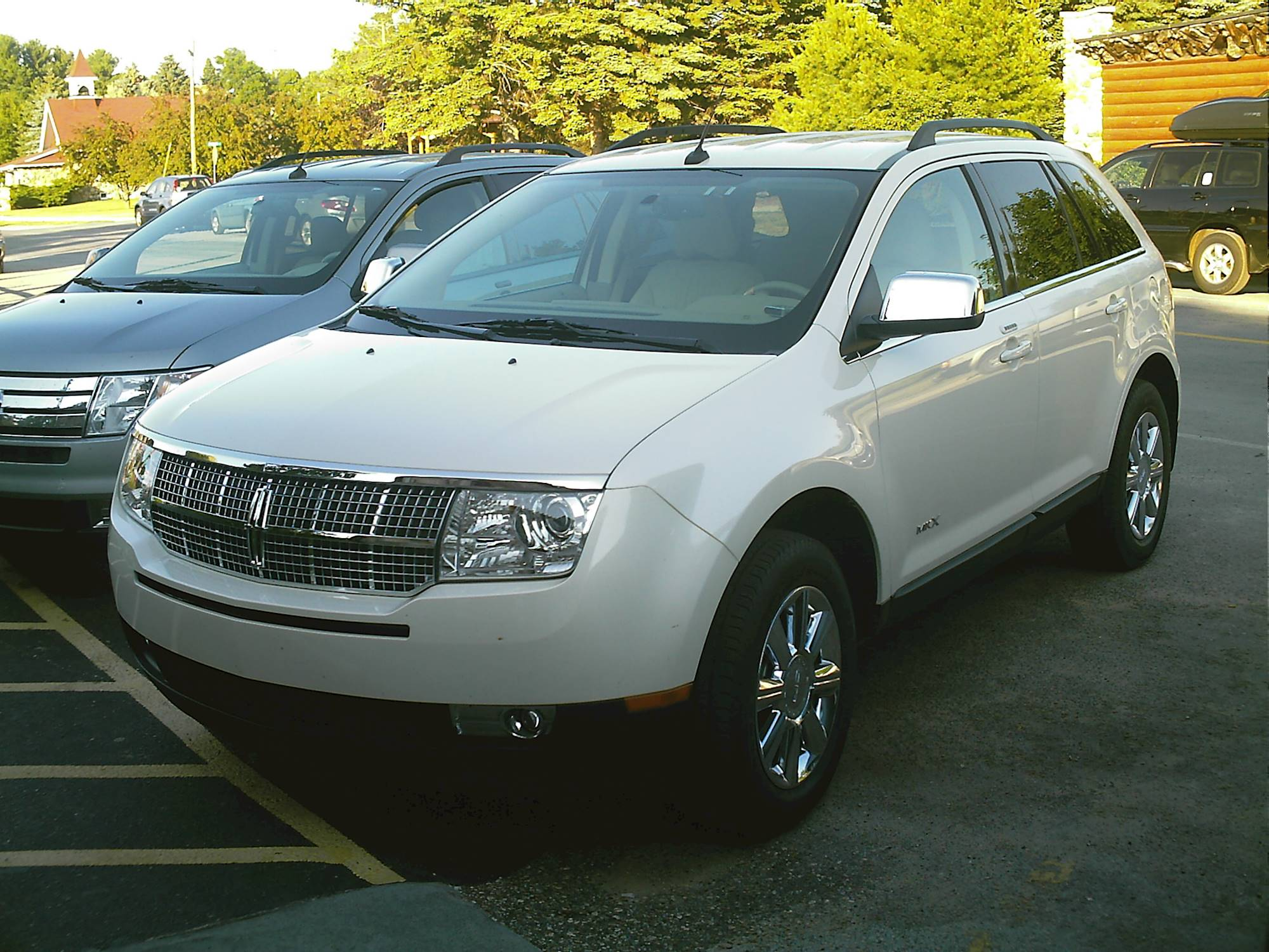 2008 Lincoln Mkx Problems >> 2008 Lincoln Mkx Fwd 4 Door