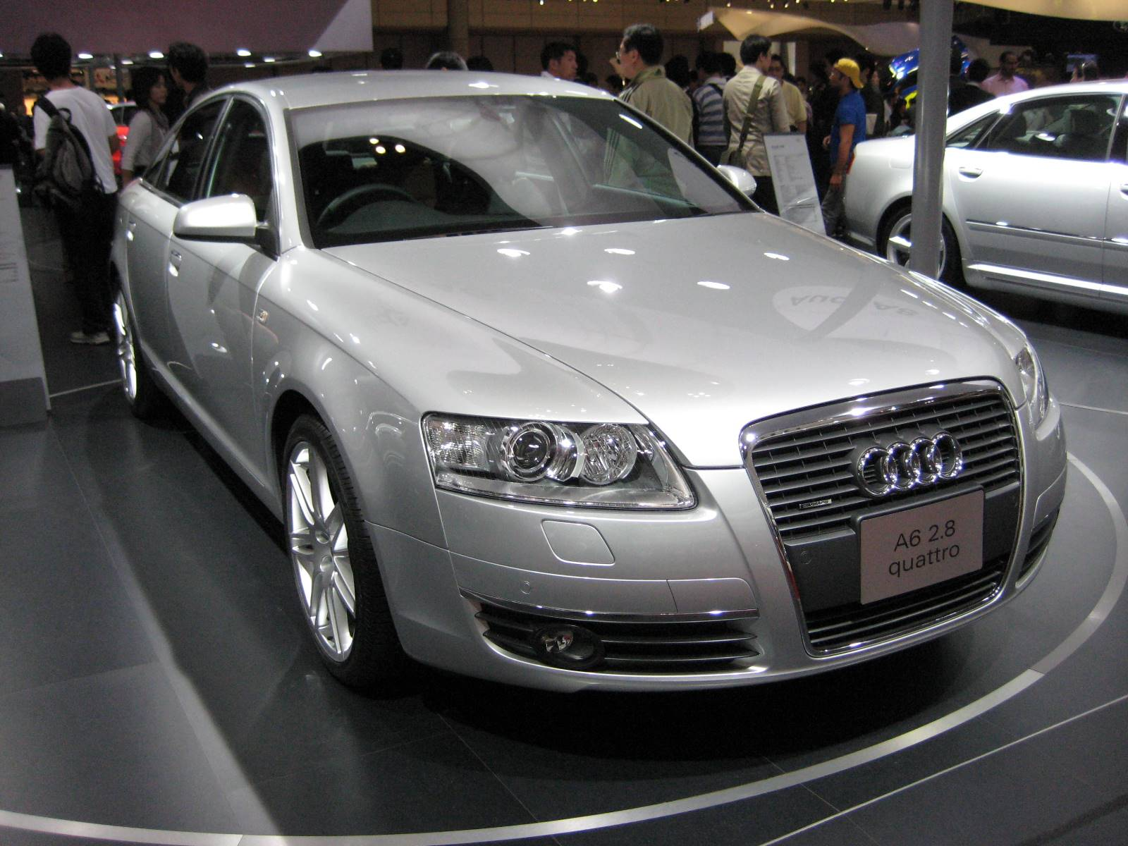 2007 audi a6 3 2 avant quattro wagon v6 awd auto. Black Bedroom Furniture Sets. Home Design Ideas
