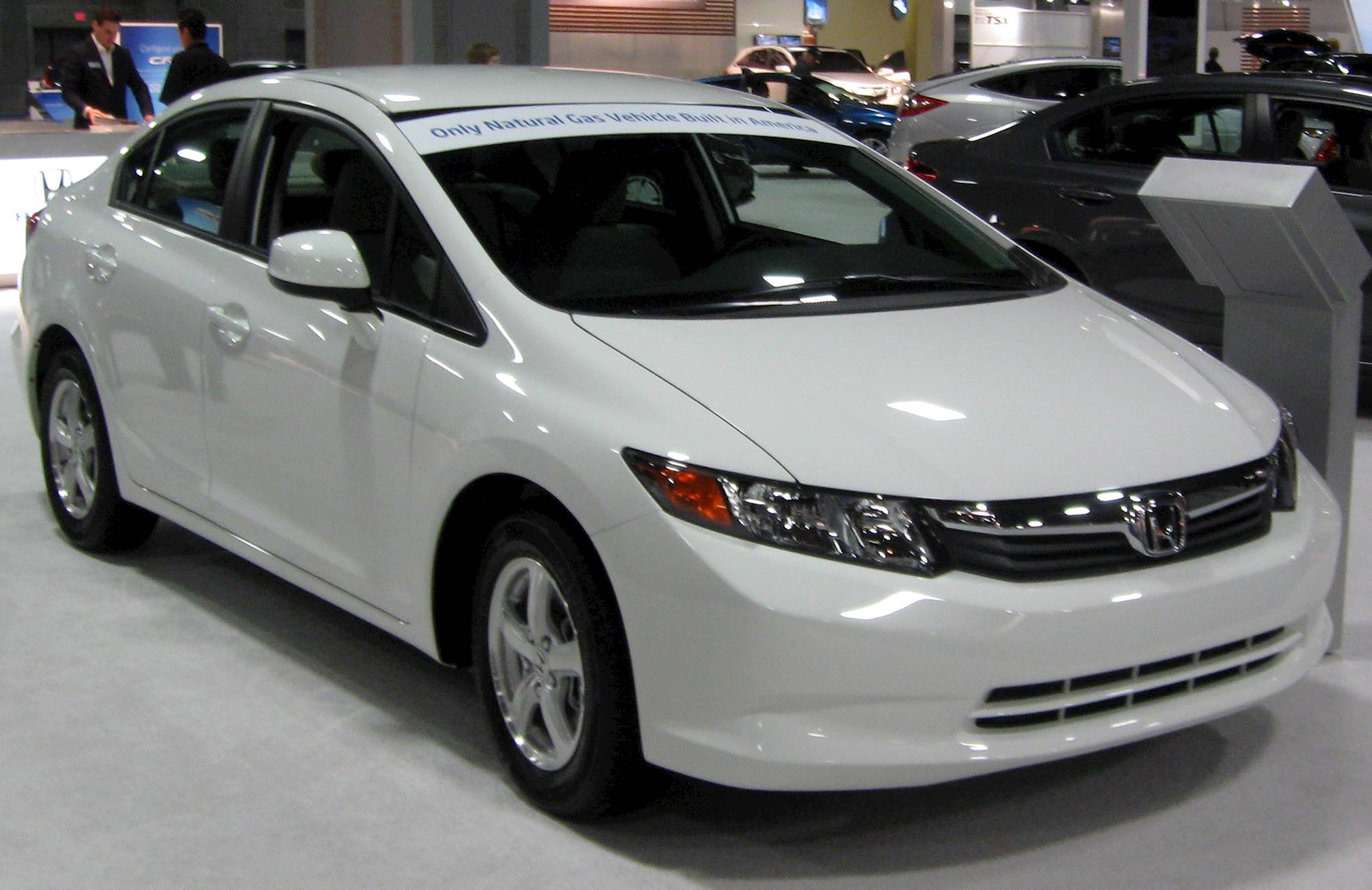 2012 Honda Civic Dx Sedan 1 8l Manual