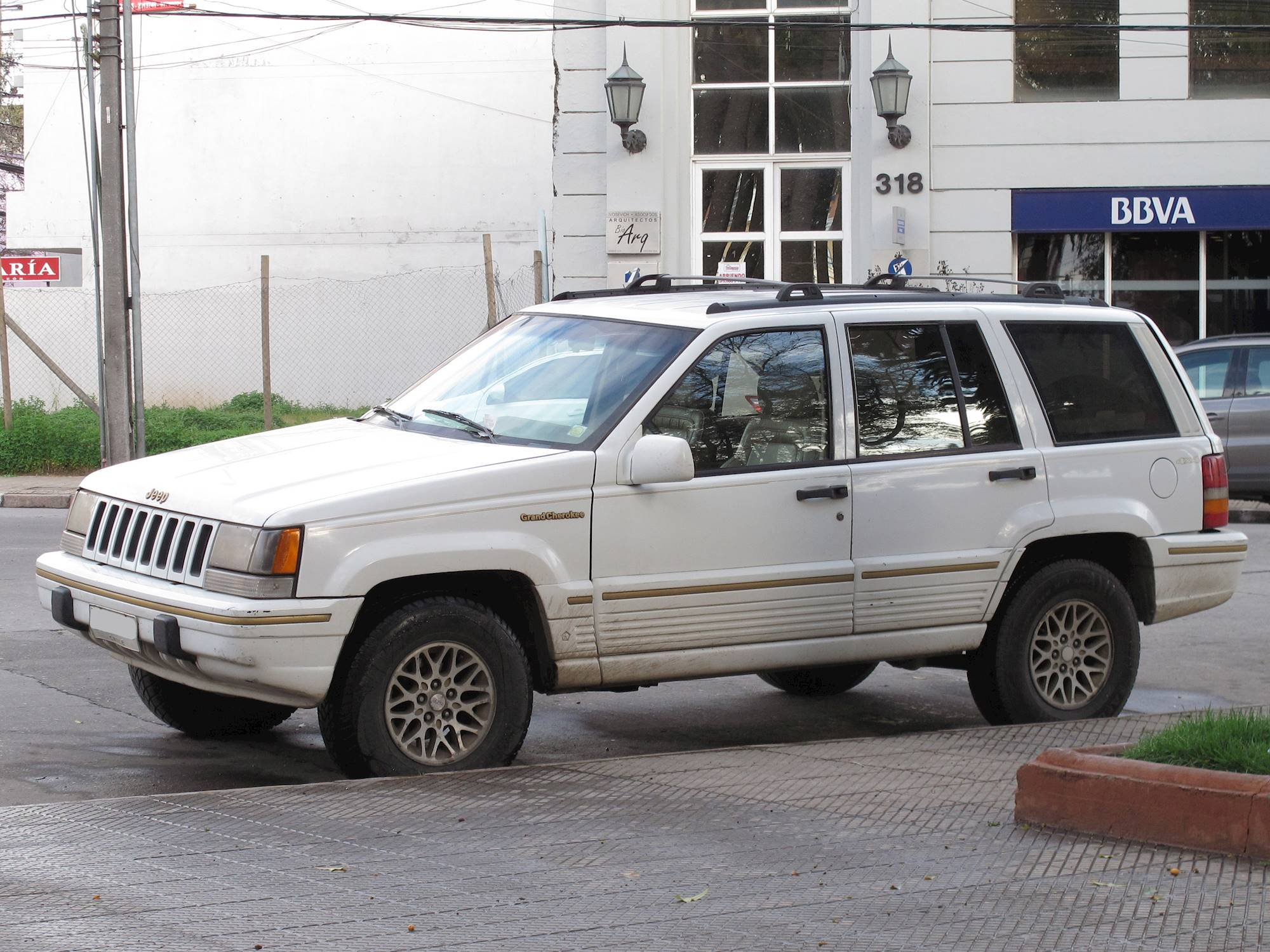 1994 Jeep Grand Cherokee Limited ...