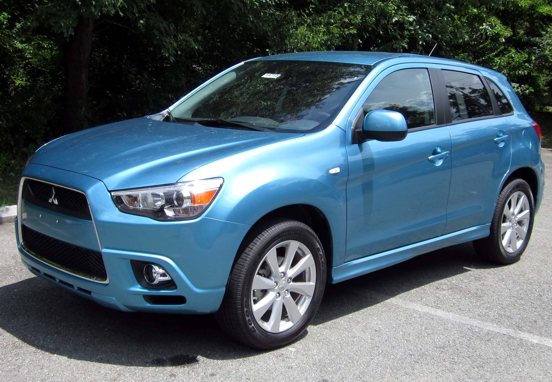 2012 mitsubishi outlander sport es 4dr suv 2 0l manual. Black Bedroom Furniture Sets. Home Design Ideas