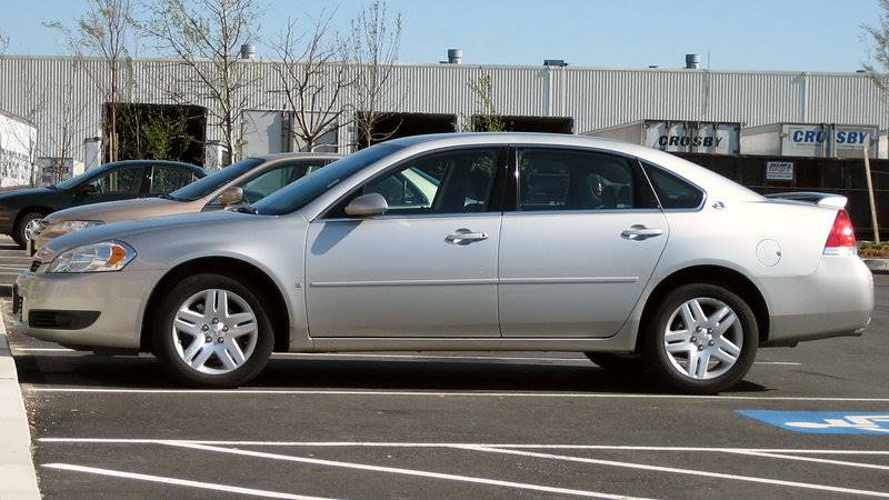 2006 chevrolet impala ls sedan 3 5l v6 ffv auto. Black Bedroom Furniture Sets. Home Design Ideas