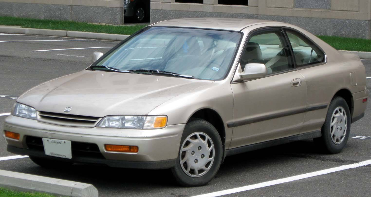 1994 Honda Accord Lx Wagon 2 2l Manual