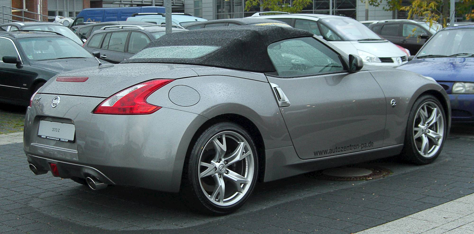 2010 Nissan 370z Nismo Coupe 3 7l V6 Manual